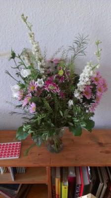Gunis Muttertags-Blumenstrauss