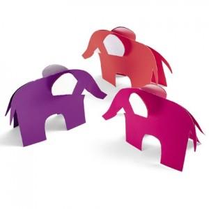 diy / Einladungskarte Elefant