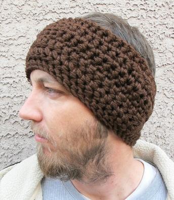 Schoenstrickende Haarband