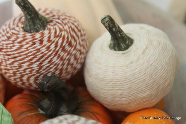 Diy k rbis herbst deko for Herbstdeko kurbis