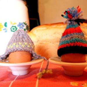 Egghats, Cozies oder Eierwärmer
