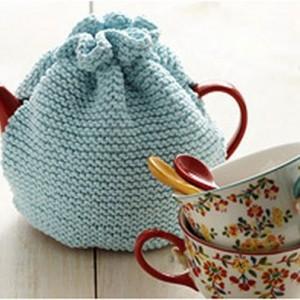Einfachen Teekannenwärmer stricken