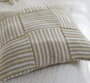 stripedpillow
