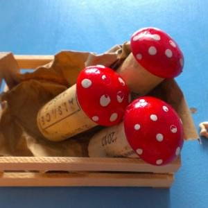 diy / Pilze für den Kaufmannsladen