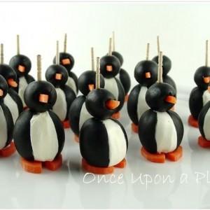 diy / Pinguin Snack
