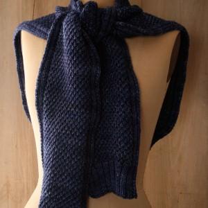 Schalpulli oder Pullischal stricken