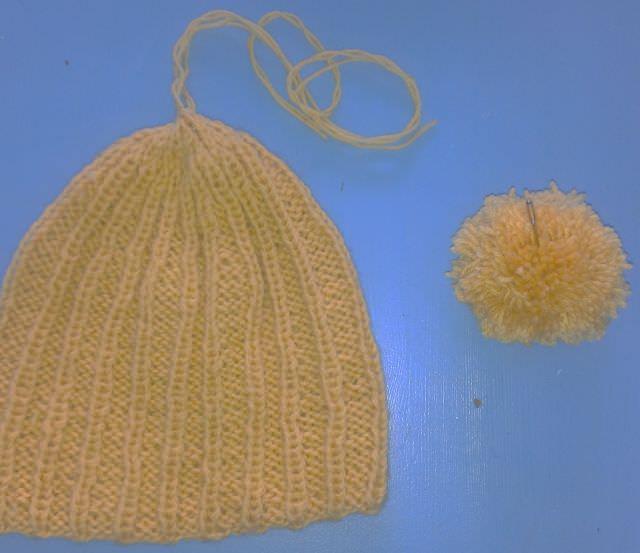Meine gelbe Mütze