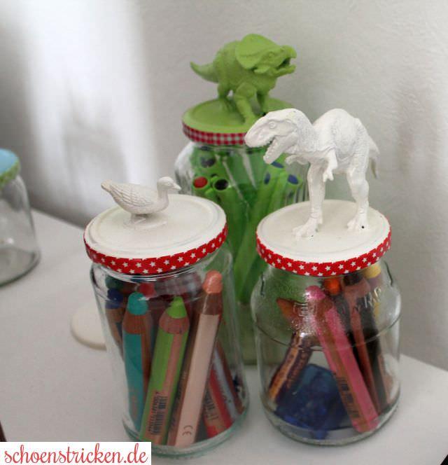 DIY Mit Konservengläsern basteln