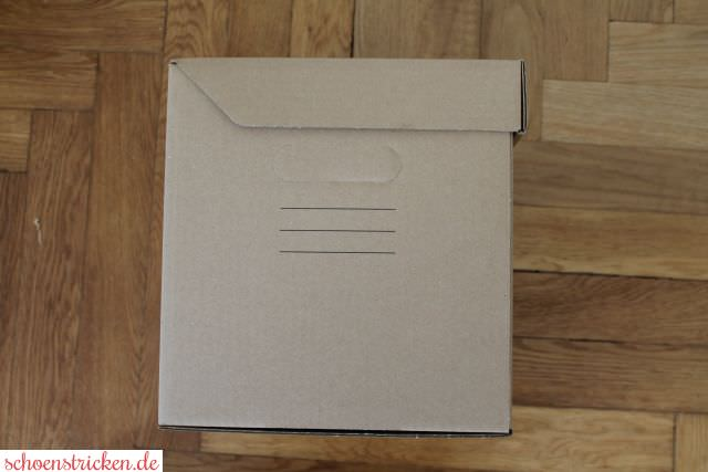DIY Low Budget-Ordungsboxen basteln