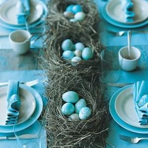 diy / Ostern: Hübsche Tischdeko-Ideen