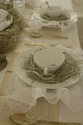 Ostern Tischdeko