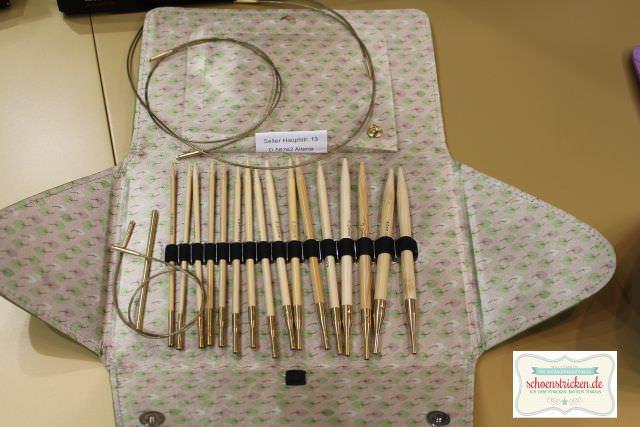 Bambus Rundstricknadel Set - schoenstricken.de