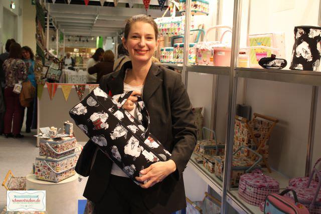 Strickprojekt-Tasche - schoenstricken.de