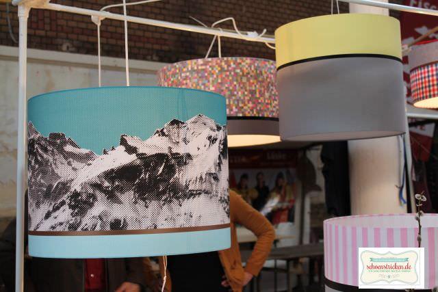 DIY Lampenschirme - schoenstricken.de