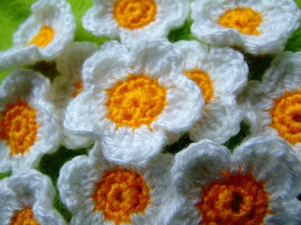 Schoenstrickende Blumen