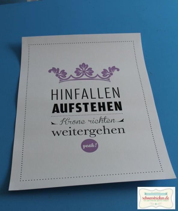 Wanddeko diy - schoenstricken.de