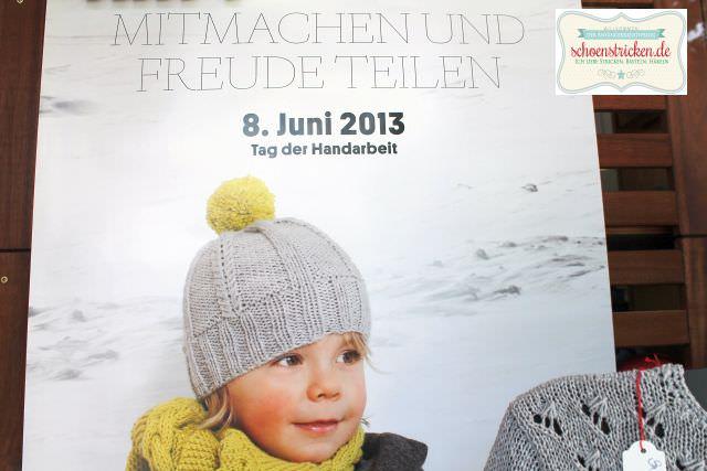 Tag der Handarbeit - DIY - schoenstricken.de