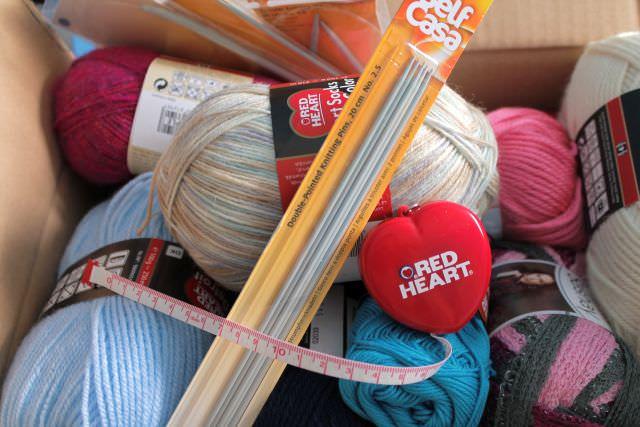 Read Heart Wool Wolle - schoenstricken.de