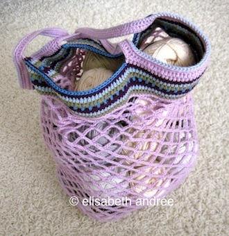 Häkelanleitungen Taschen häkeln - schoenstricken.de