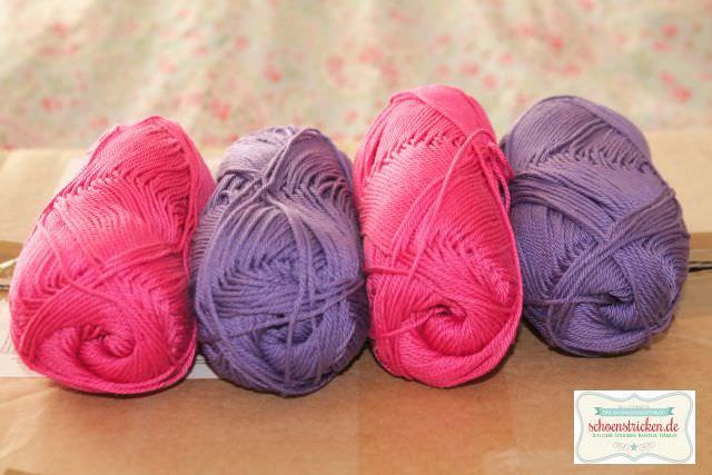 Wolle von RedHeart - schoenstricken.de