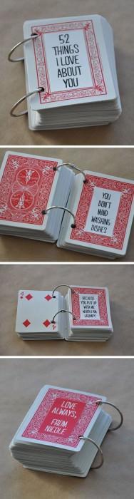 52 Gründe, warum Sie meine besten Freund Karten sind