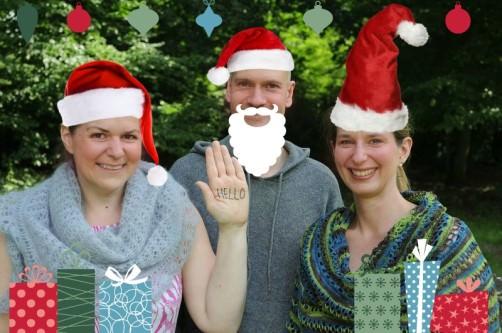 Weihnachten bei schoenstricken1