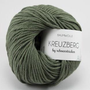Baumwolle KREUZBERG by schoenstricken khaki