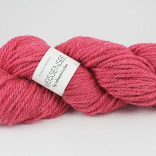 "Alpaka Merimowolle WEISSENSEE in Farbe ""himbeere"" by schoenstricken.de"