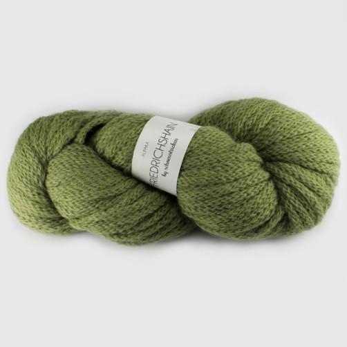 schoenstricken Wolle Friedrichshain 910 grün