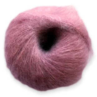 Superkit Mohair Seide Wolle Grunewald Farbe altrosa kaufen - schoenstricken.de