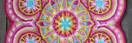Schoenstrickende Mandalas Häkeln Und Entspannen