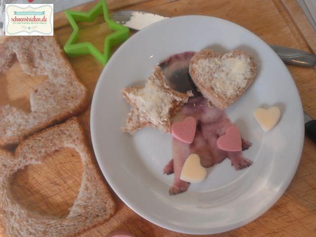 Bento Snack zubereiten - schoenstricken.de