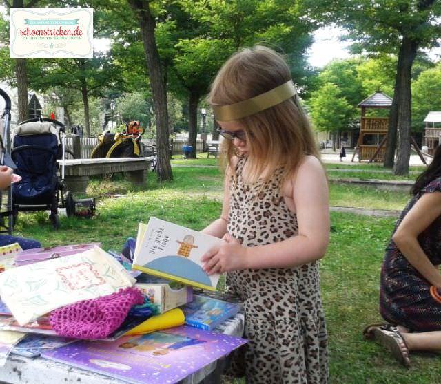 Kindergeburtstag feiern - schoenstricken.de
