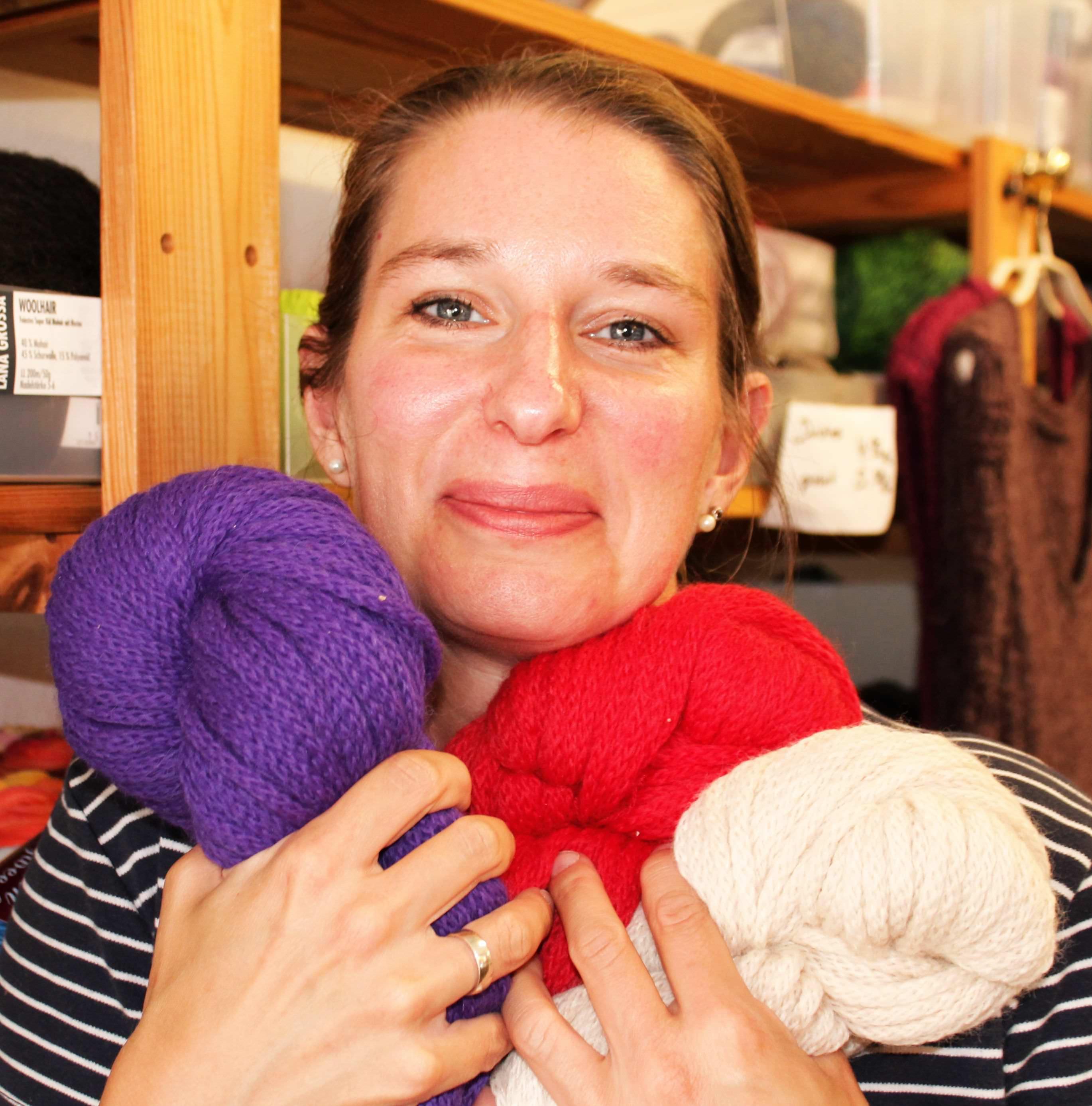 Wolle online kaufen, Alpakawolle - schoenstricken.de
