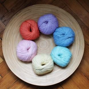 Wolle MITTE by schoenstricken Mix
