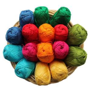 Alles über den Babydecke Crochet Along