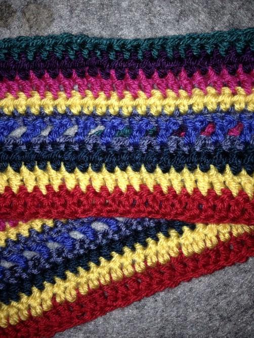 Crochet Along Häkeldecke von Christiane - schoenstricken.de Christiane