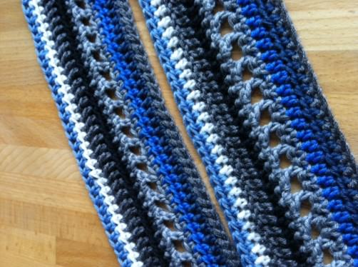 Crochet Along Reihe 1-10 Anke