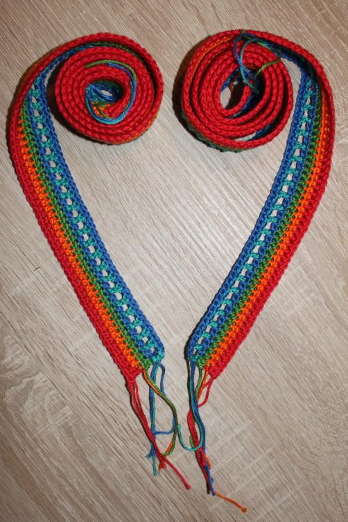 Crochet Along Teil 1 Liivi - schoenstricken.de