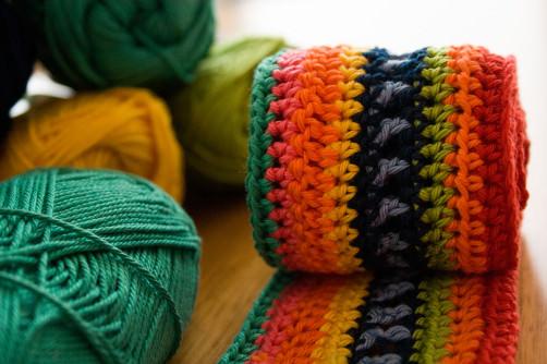 Crochet Along Babydecke Elisabeth - schoenstricken.de