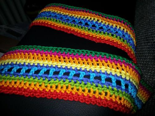 Crochet Along Babydecke Karin - schoenstricken.de