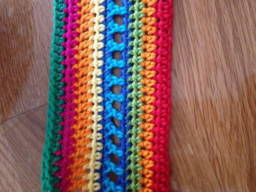 Crochet Along Babydecke 1-10 Khaldia - schoenstricken.de