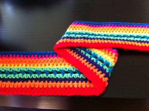 Crochet Along Babyblanket Sandra - schoenstricken.de