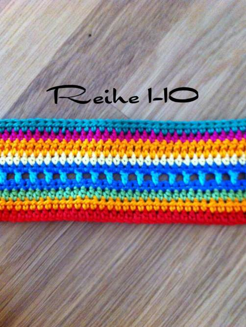 Crochet Along Babydecke Sibel - schoenstricken.de