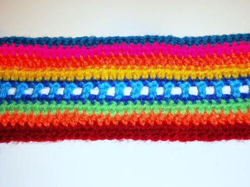 Crochet Along Häkeldecke Sonja - schoenstricken.de