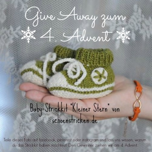 4. Advent Give way