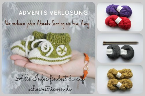 Advents Giveaway - schoenstricken