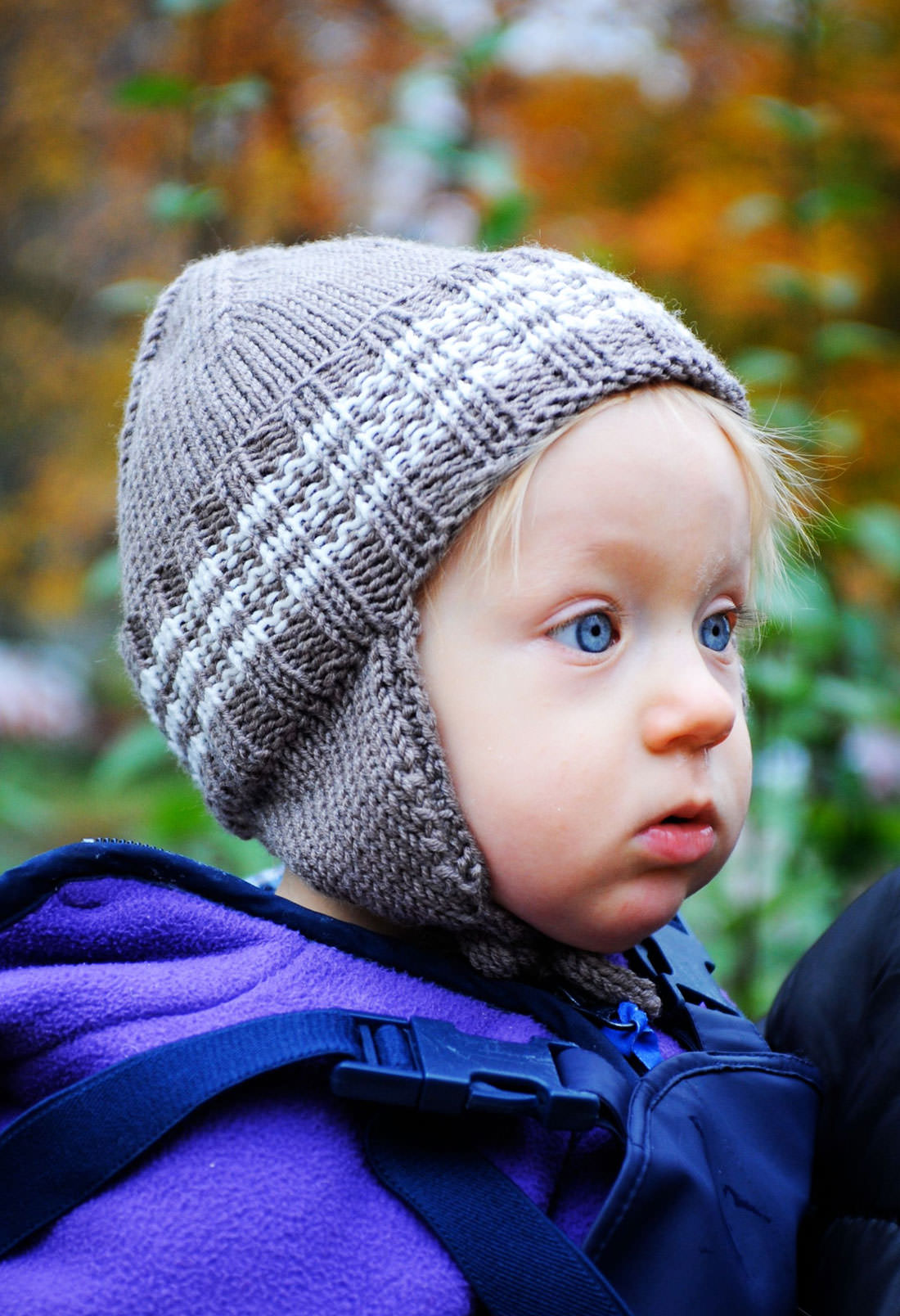 Babymütze Mit Schal