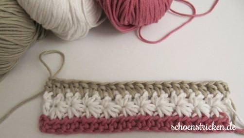 Crochet Along Decke mit Wolle Kreuzberg gehäkelt - schoenstricken.de