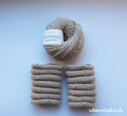 Pulswärmer stricken Wolle online kaufen - schoenstricken.de